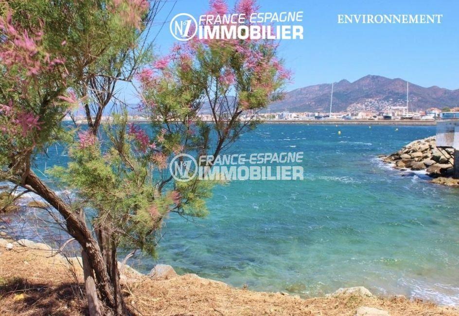 immo costa brava: villa ref.2391, vue sur la mer et le port de plaisance à proximité