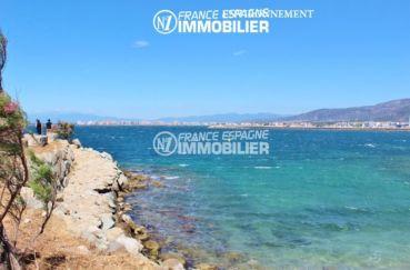 immobilier costa brava: villa ref.2391, vue sur la côte, la mer et montagnes aux environs