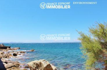 acheter maison costa brava, ref.2391, sublime vue de la mer et des montagnes au loin
