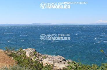 maison a vendre espagne bord de mer, ref.2391, vue plongeante sur la mer environnante