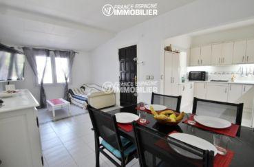 immobilier costa brava: villa à Castello Nou proche golf & plage