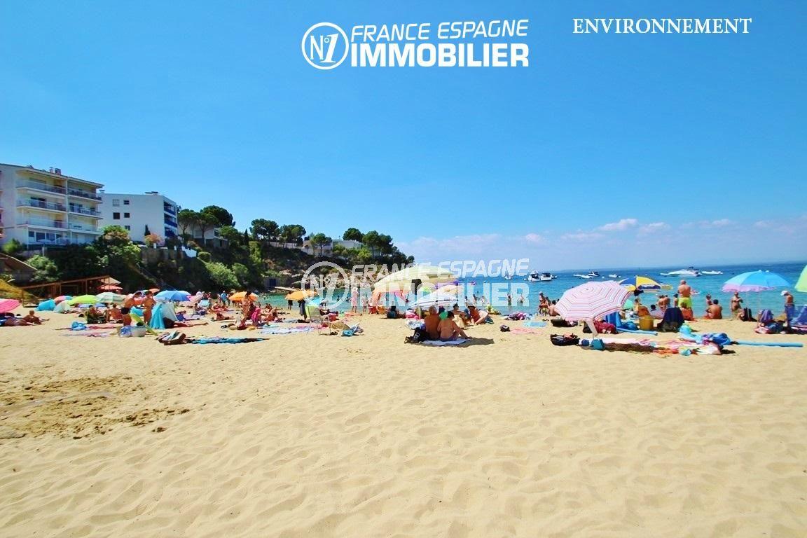 maison a vendre espagne costa brava, ref.2625, vue sur la plage à 500 m