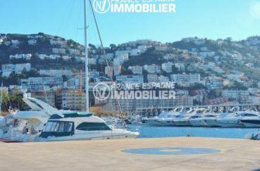 immobilier roses espagne: villa ref.2392, port de plaisance aux alentours