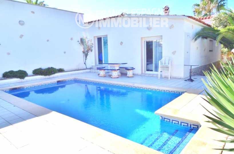 Villa Secteur réisdentiel Mas Bosca avec piscine et studio indépendant