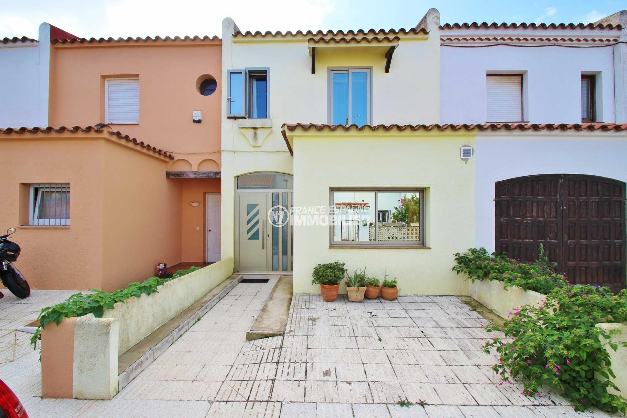 immobilier empuria brava: villa ref.3287, aperçu de la terrasse