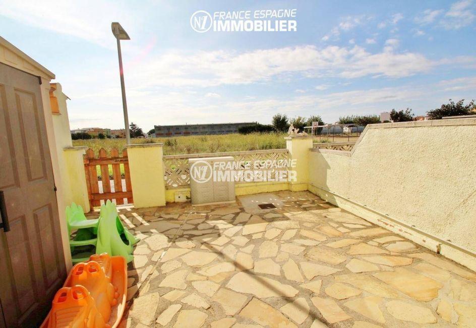 immobilier ampuriabrava: villa ref.3287, grande terrasse