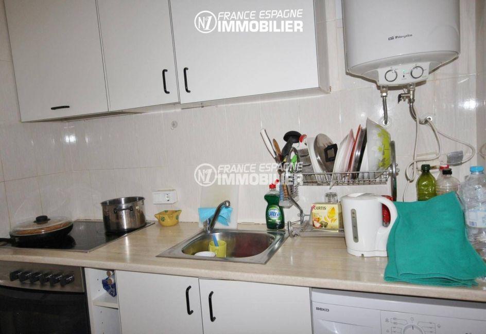 acheter appartement empuriabrava, ref.3286, coin cuisine aménagée