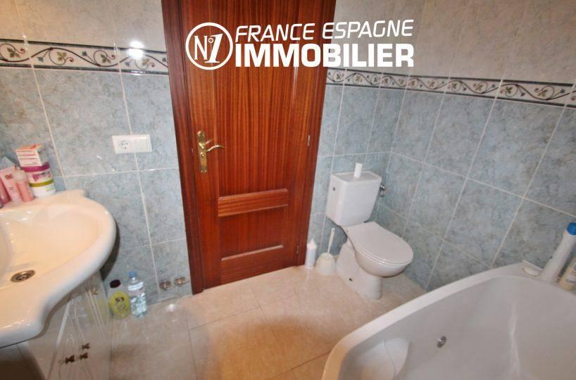maison a vendre empuria brava,  ref.3352, salle de bain suite parentale 1