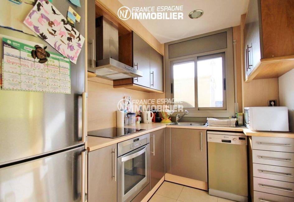 agence immo empuriabrava: villa ref.3287, la cuisine indépendante équipéee