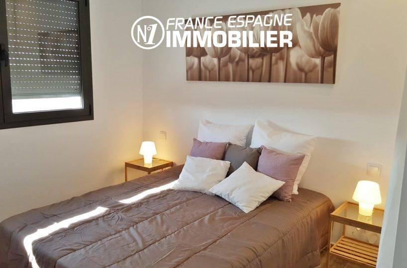 achat immobilier costa brava: villa ref.2942, chambre 3 avec un lit double
