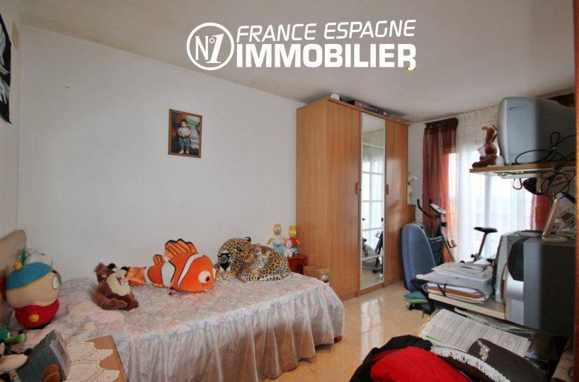 agence immobiliere costa brava: villa ref.3352, troisième chambre