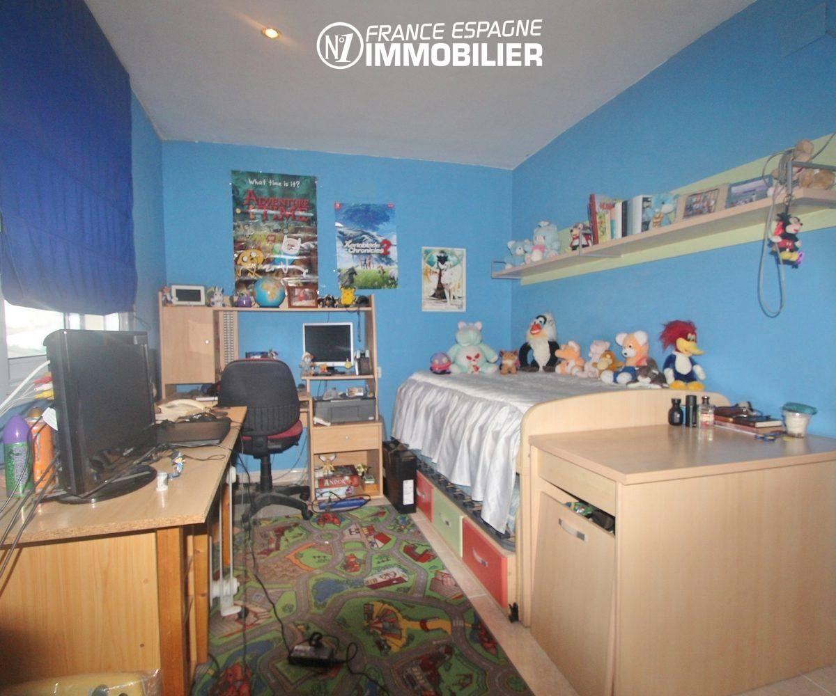 agence immobilière costa brava: villa ref.3352, quatrième chambre