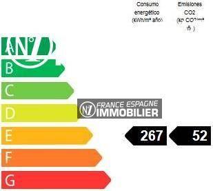 agence immo roses espagne: villa ref.3291, bilan énergétique