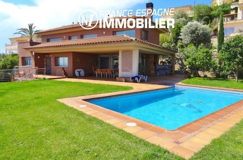 maison a vendre espagne,  ref.1803, magnifique villa, solarium & piscine 8 x 4 m