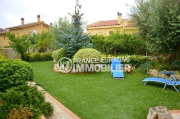 immo costa brava:  ref.1042, villa de 428 m² construit sur terrain de 737 m²