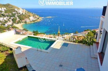 immobilier espagne, villa Almadrava 241 m², 3 chambres, superbe vue mer