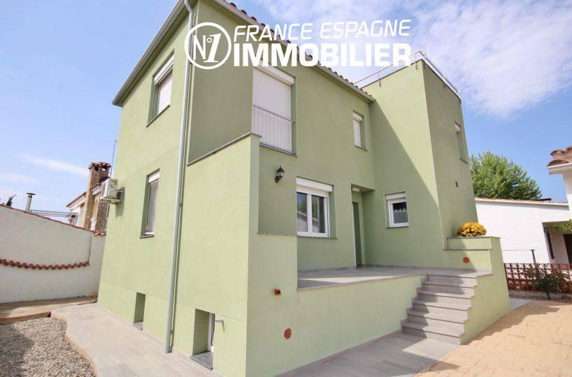 maison a vendre empuriabrava, ref.911, 110 m² construit, 3 chambres (2° villa)