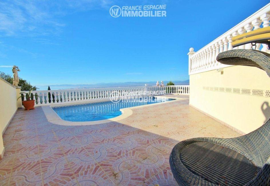 maison a vendre costa brava, ref.3326, piscine 8.50 m x 4 m