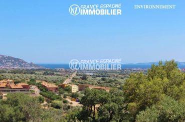 villa sur la costa brava, magnifique vue montagnes et mer environnantes   ref.3203