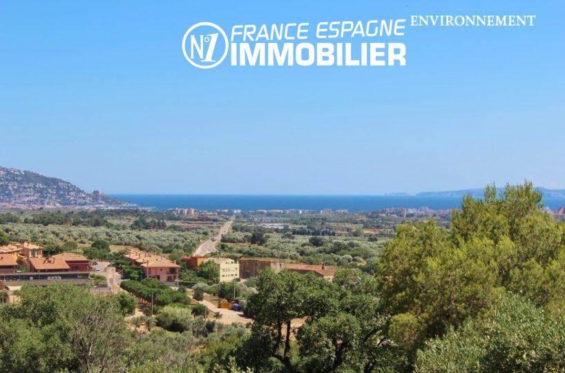 villa sur la costa brava, magnifique vue montagnes et mer environnantes | ref.3203
