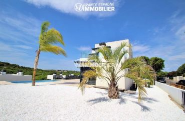 maison a vendre espagne costa brava, ref.3269, aperçu de la parcelle de 600 m²