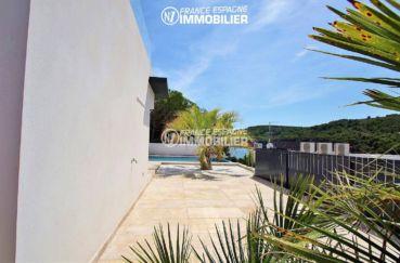 la costa brava: villa ref.3268,  parcelle de 450 m², terrain arboré