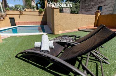 vente immobilier costa brava: villa ref.3306, coin détente près de la piscine
