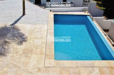 vente immobilier costa brava: villa ref.3269, vue plongeante sur la piscine