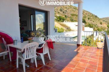 immobilier costa brava, villa Almadrava 241 m², 3 chambres, superbe vue mer