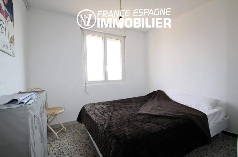 immobilier ampuriabrava: appartement ref.3363, première chambre à coucher