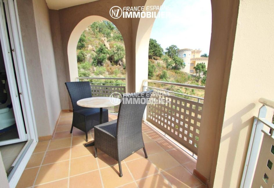 maison sur la costa brava: terrasse avec magnifique vue sur la mer | vente ref.3203