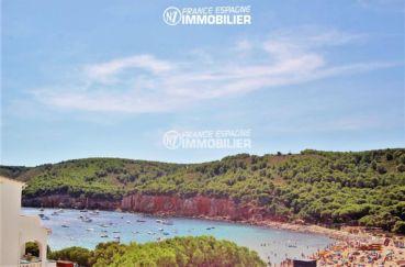 maison a vendre espagne bord de mer, ref.3269, vue exceptionnelle sur la plage