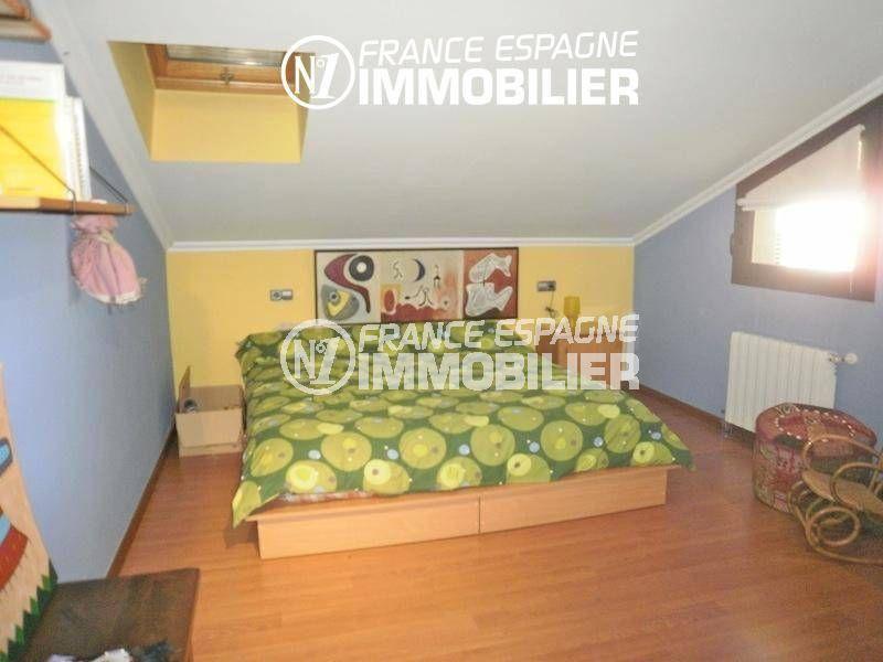 costabrava immo: villa ref.1042, première chambre avec un lit double