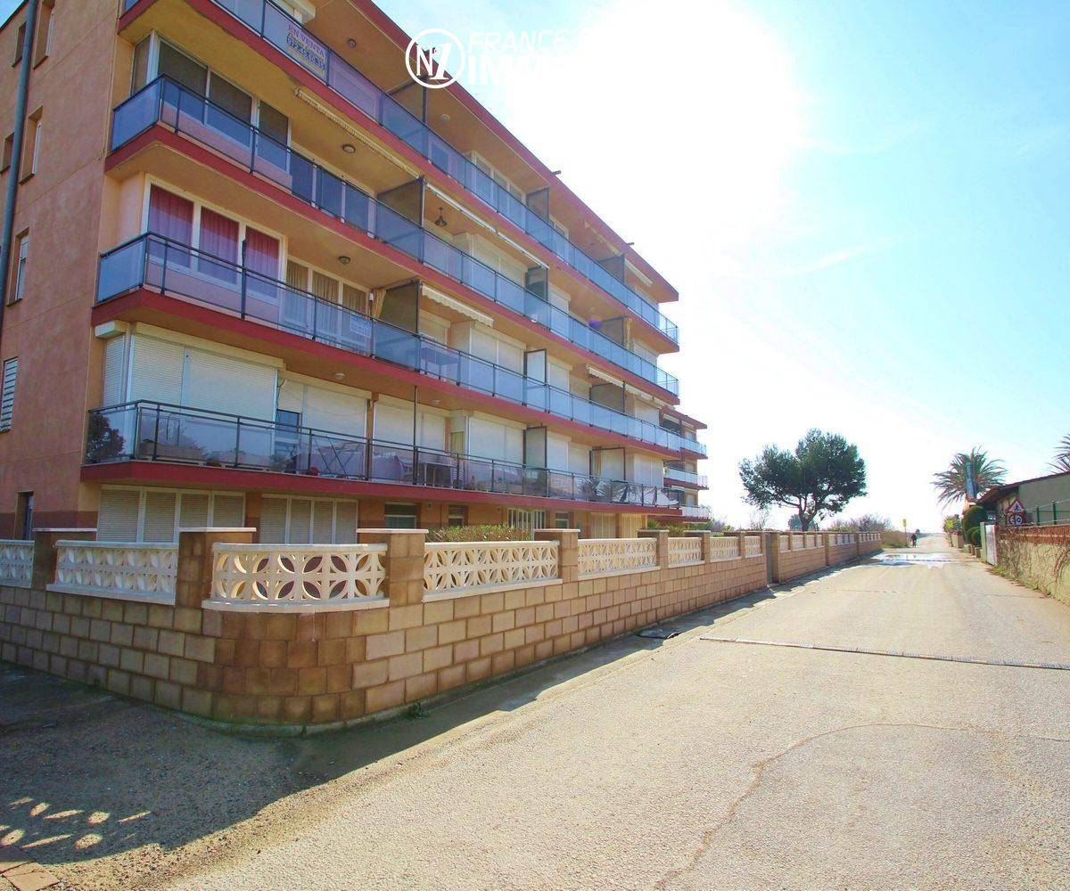 empuriabrava immobilier: appartement ref.3363, aperçu global de la résidence