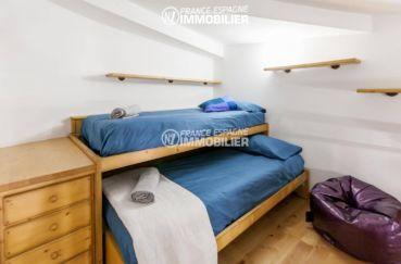 acheter maison espagne costa brava, ref.3306, en mezzanine 2 lits superposés