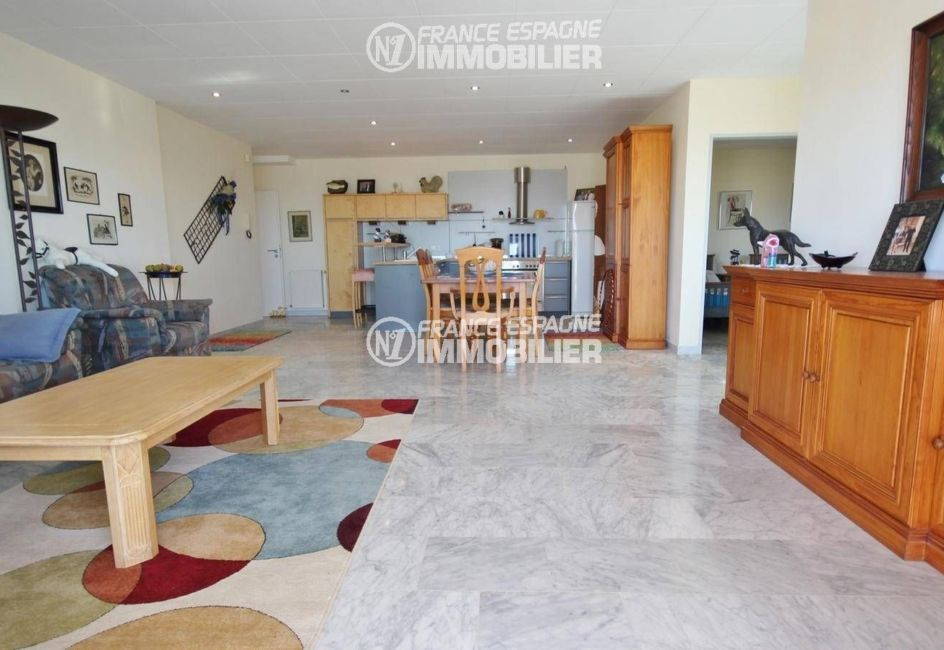 vente immobiliere rosas espagne: villa ref.3326, autre appartement en rdc avec entrée indépendante