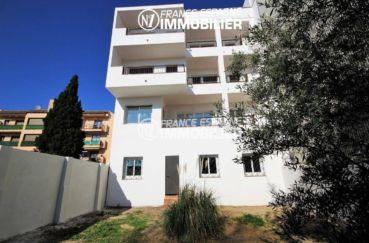 agence immobiliere rosas: vend immeuble 510 m² proche plage, centre ville