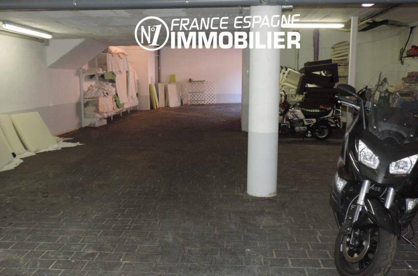 costabrava immo: villa ref.2058, garage pouvant accueillir 4 - 5 voitures