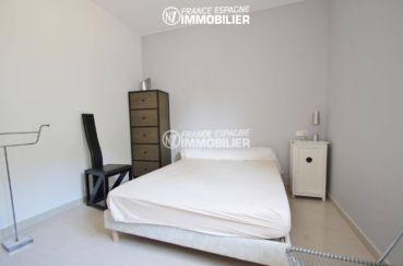 deuxième chambre avec lit double   villa ref.3203