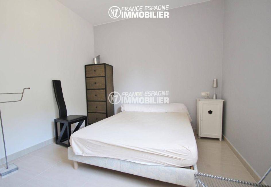 deuxième chambre avec lit double | villa ref.3203