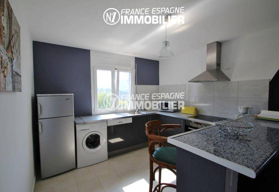 vente immobiliere rosas espagne: ref.2435, appartement indépendant: cuisine