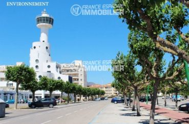 costa brava immobilier: appartement ref.3321, proche centre-ville, commerces à proximité