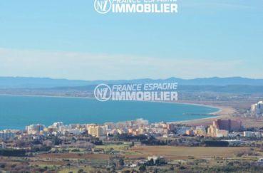 acheter maison costa brava, ref.2435, vue sur la côte et la mer environnante