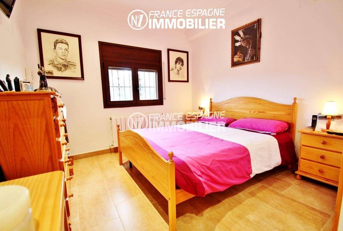 ventes immobilieres rosas espagne: villa ref.2772, deuxième chambre avec rangements