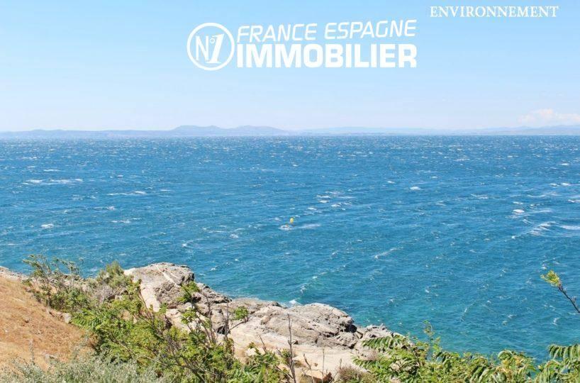agence rosas: villa ref.312, aperçu du magnifique paysage environnant