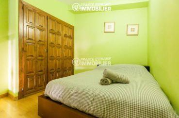 vente immobilière espagne costa brava: ref.3306, troisième chambre avec un lit double