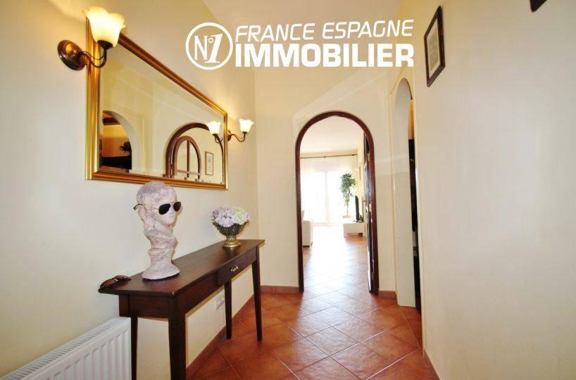 achat maison espagne costa brava: ref.730, standing, 283 m², hall d'entrée