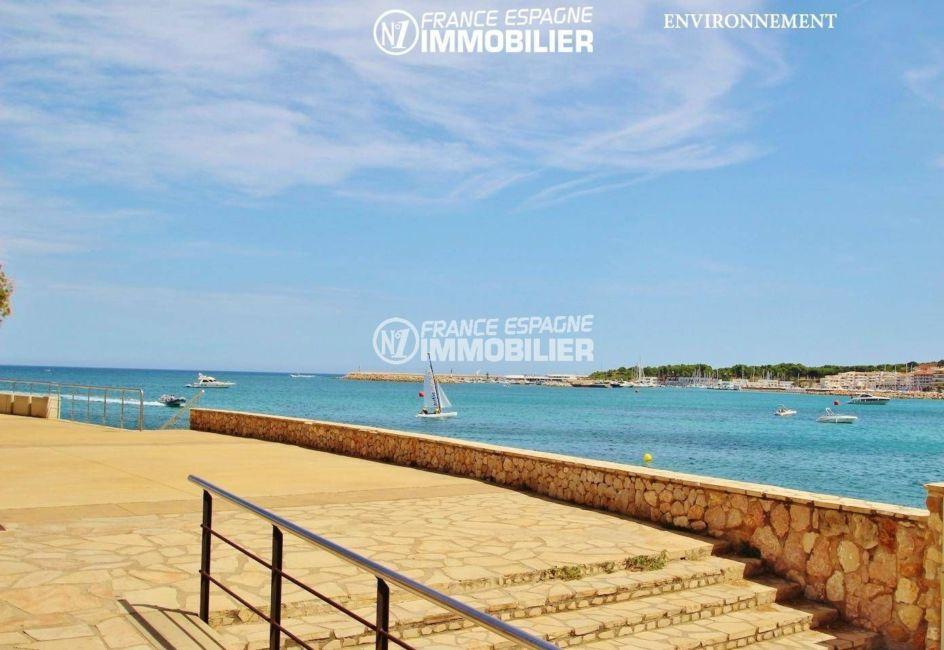 maison a vendre sur la costa brava, ref.3268, accès direct à la plage à proximité