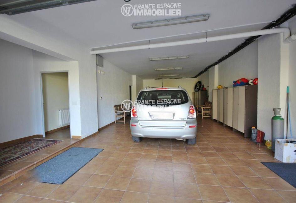 maison a vendre espagne catalogne, ref.3326,  grand garage 2 voitures, portail automatique