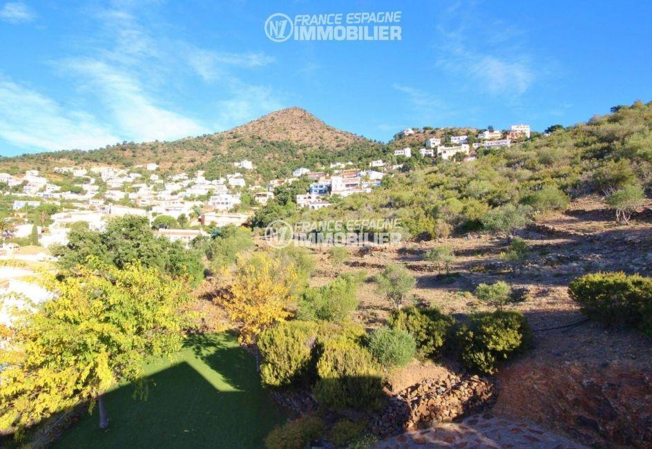 mas fumats vente: villa ref.3326, aperçu des résidences alentour